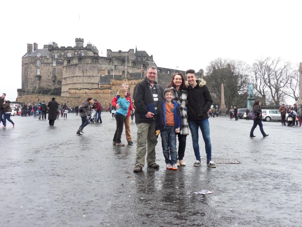 Scotland Easter 2015