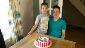 Filip's 16th Birthday