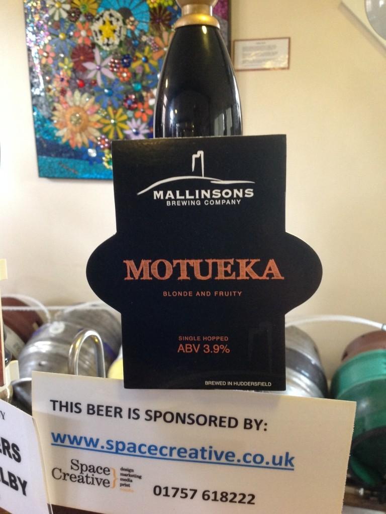 Mallinsons Brewery - Moteuka