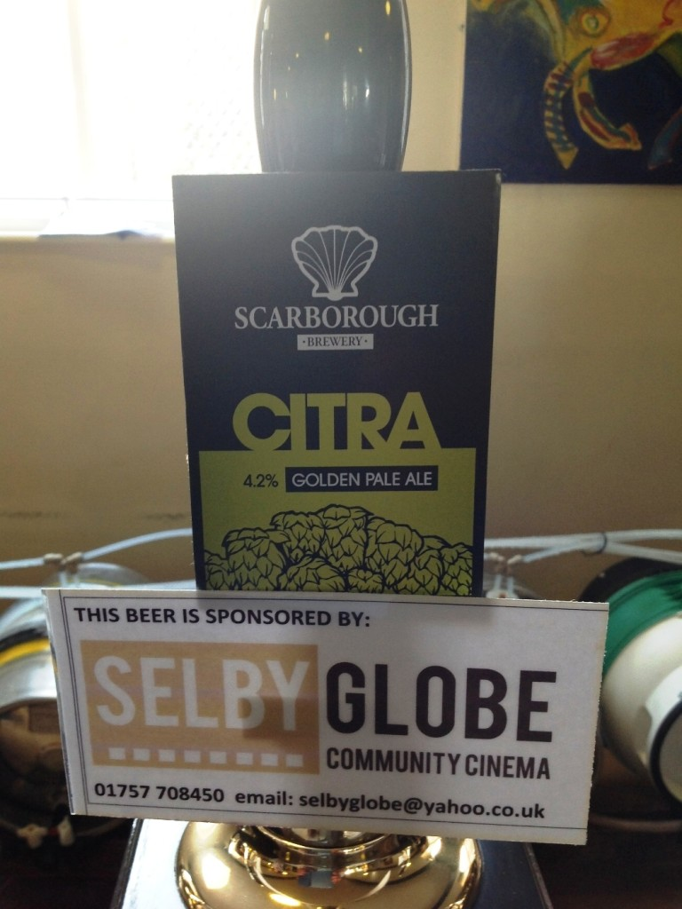 Scarborough Brewery - Citra 4.2%