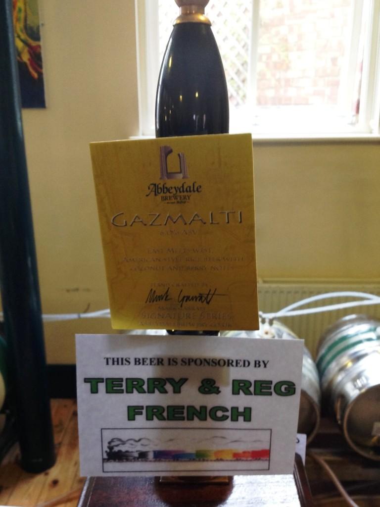 Abbeydale Brewery - Gaxmalti 6.0%