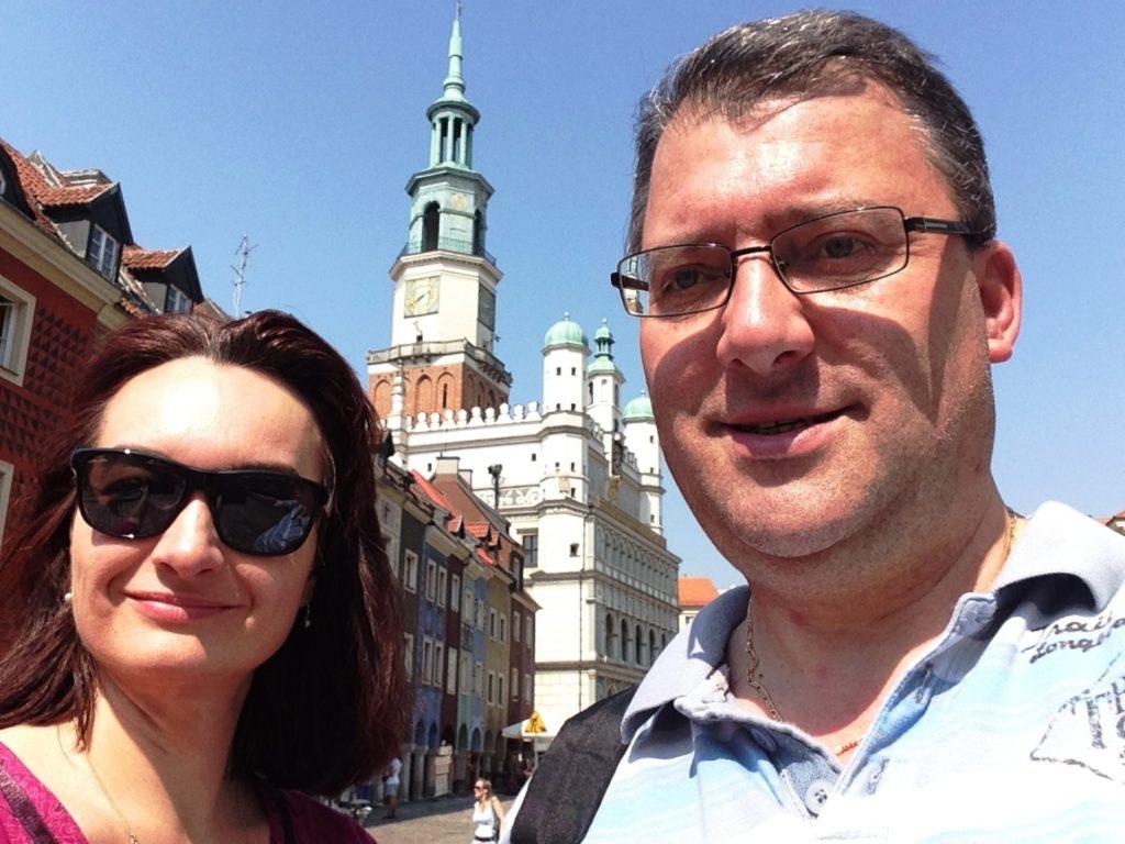 Poznan Old Market