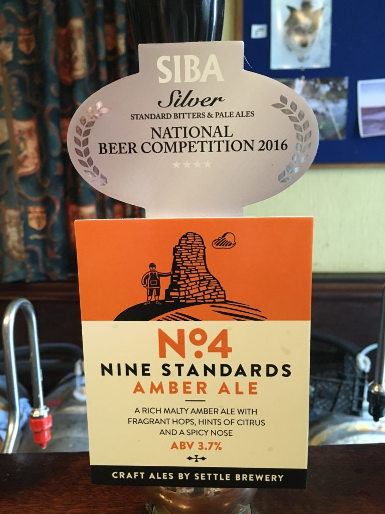 Nine Standards Brewery - No.4 Amber Ale