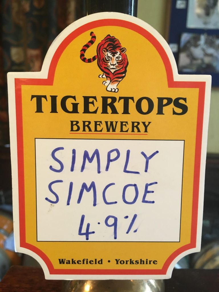 Tigertops Brewery - Simply Simcoe