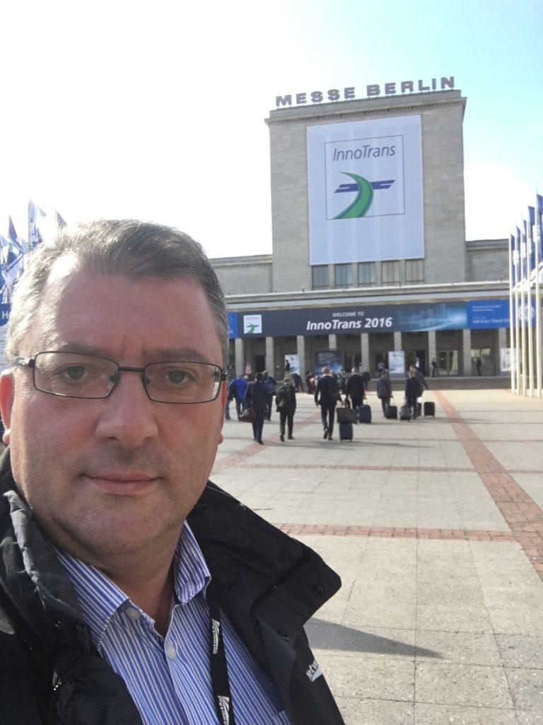 InnoTrans Berlin 2016